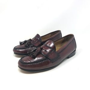 Cole Haan Tassels Loafers Shoes 8.5